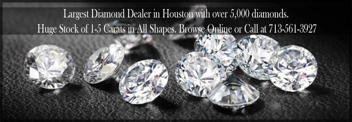 Houston Diamond District Engagement Rings